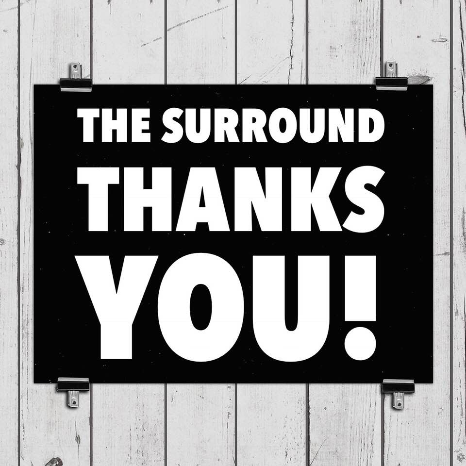 surround thanks